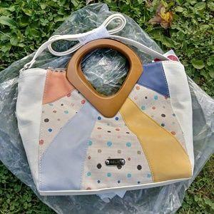 NWT retro Relic by Fossil ADDY purse crossbody bag
